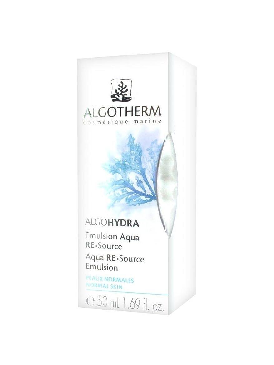 フィードオン腰分泌する[アルゴテルム] アルゴイドラ エミュルシオン アクア ルスルス50ml [ALGOTHERM] ALGOHYDRA EMULSION AQUA RE-SOURCE 50ml海外直送品