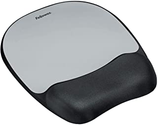 Fellowes Memory Mouse Pad with Wrist Support - 9175801