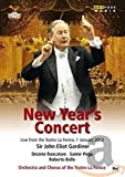 New Year's Concert (live from the Teatro La Fenice, 1 January 2013) [DVD]