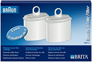 Braun Brita Patented KWF2 Water Filter (2-Pack)