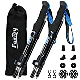 Best trekking poles - Fostoy Trekking Poles, 2 Pack Lightweight Aluminum Walking Review