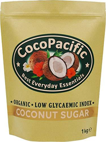 CocoPacific - Sucre de noix de coco bio, 1kg