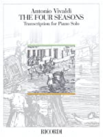 The Four Seasons: Transcribed for Piano