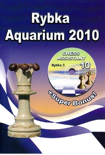 Rybka Aquarium 2010 Chess Playing Software DVD