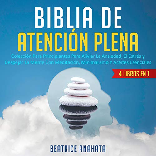 Biblia en Atencion Plena [Bible in Full Attention] cover art
