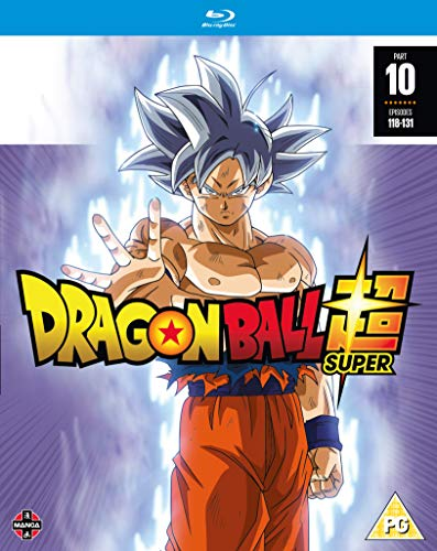 Dragon Ball Super: Part 10 (Episodes 118-131) - Blu-ray