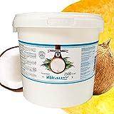 Kokosfet / Kokosöl 2500ml (raffiniert und desodoriert) 100% Rein - für HAARE, HAUT / zum KOCHEN