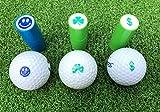 LL-Golf ® Timbre por Pelota de Golf/Marcador para Bolas/Golfball Stamp/Marker a Diferente...