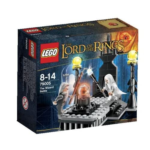 LEGO The Lord of the Rings 79005: The Wizard Battle: Amazon