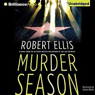 Murder Season audiobook cover art