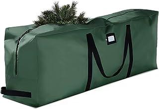 Rolndias Christmas Tree Storage Bag,Christmas Tree Storage Box,Fits Up to 7.5 ft. Disassembled Tree,Waterproof Material Pr...