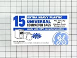 GE Factory OEM Wx60x1 For 2377 Trash Compactor Bags