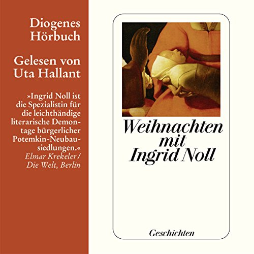 Weihnachten mit Ingrid Noll. Geschichten Titelbild