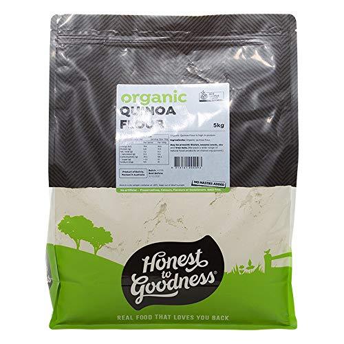 Honest to Goodness Organic Quinoa Flour, 5000 Gram