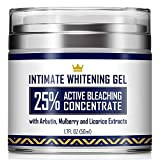 Best Face Bleaching Creams - Intimate Whitening Cream - Made in USA Skin Review
