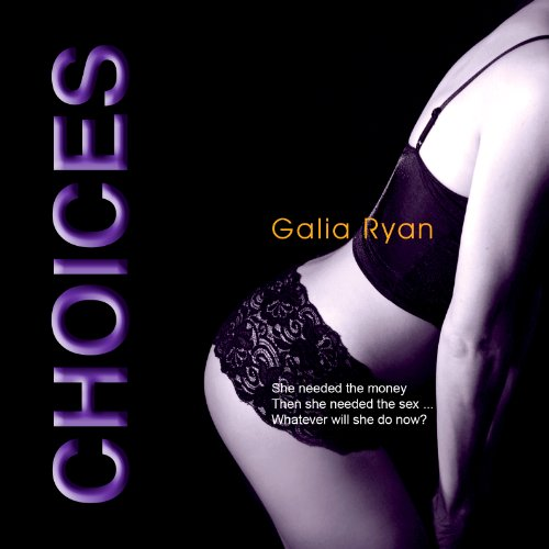 Choices audiobook cover art
