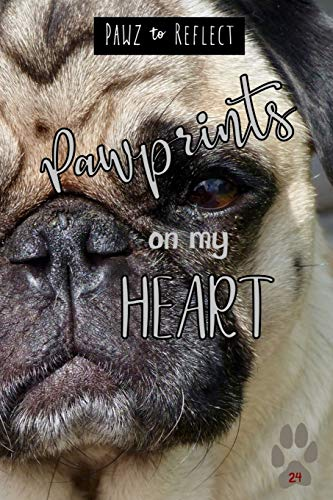 Pawprints On My Heart 24: Glossy Photo Cover Detail of Creamy Fawn Fur, 6'x9' journal with 160 lined pages for Animal Lovers (Pawz to Reflect Journals, Band 24)