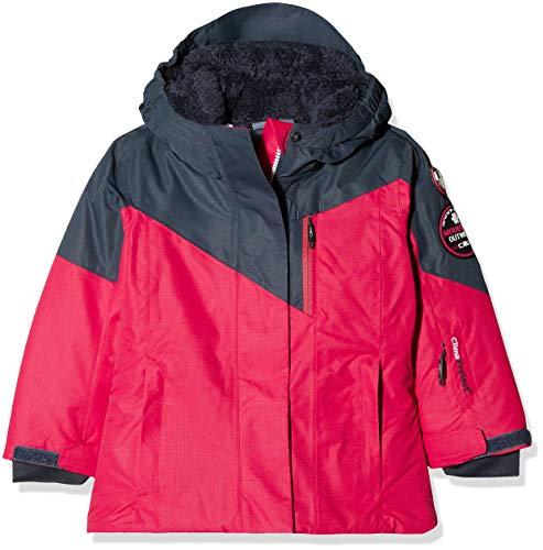 CMP Mädchen Wattierte 3000 Ripstop Skijacke Jacke, Granita, 140