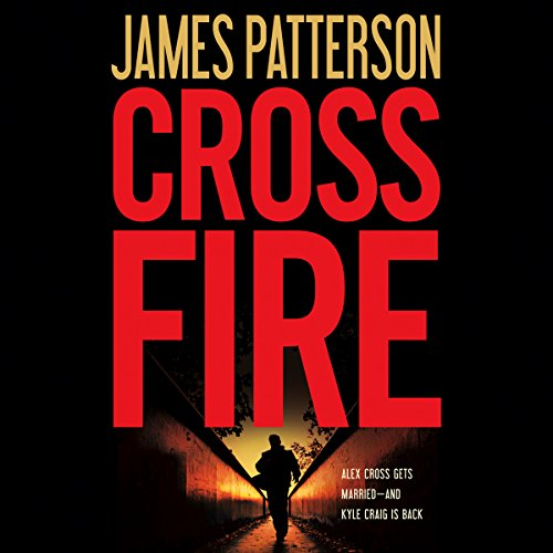 Cross Fire audiobook cover art