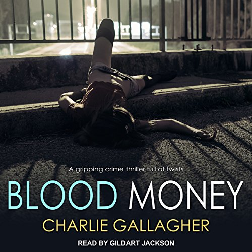 Blood Money audiobook cover art