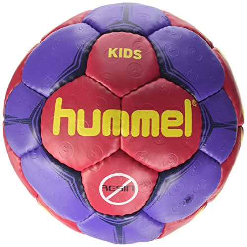 hummel Kinder Kids Handball, Bright Rose/Purple/Yellow, 0