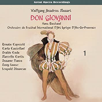 Mozart - Don Giovanni, Vol. 1 (1950)