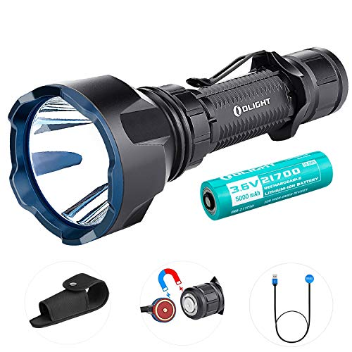 Linterna Olight Warrior