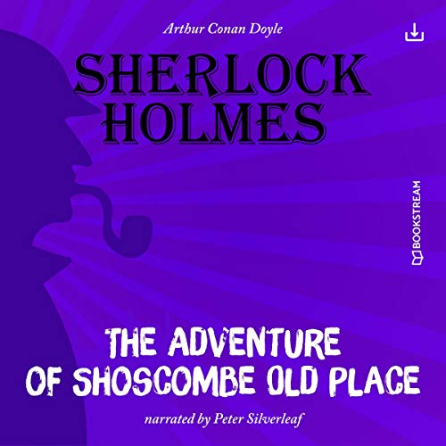 The Adventure of Shoscombe Old Place cover art