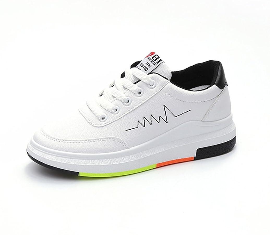 病院固執美容師女の子用の小さな白い靴、新しいファッションシューズカジュアルシューズの学生のプラットフォームの靴