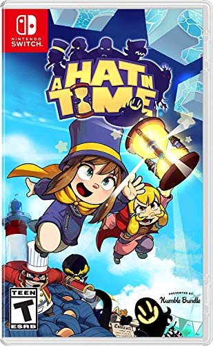 A Hat In Time (輸入版:北米) – Switch
