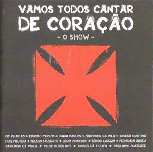 Vasco Da Gama - Vamos Todos Cantar de Coração [CD]