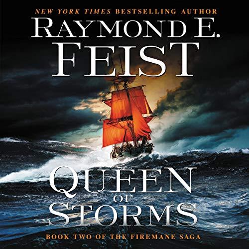 Raymond E. Feist Queen of Storms - Book 2