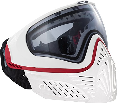 Virtue VIO Extend PRO Thermal Paintball Goggles/Masks - Red/White