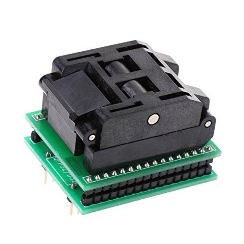 TQFP32 QFP32 TO DIP32//28 IC Programmer Adapter Chip Test Socket TG