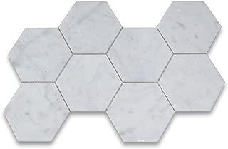 5 inch hexagon tile