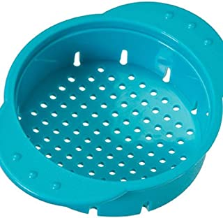 Prepworks by Progressive Can Colander , GT-3973 Can Strainer, Vegetable and Fruit Can Strainer, No-Mess Tuna Can Strainer , Best for Canned Tuna