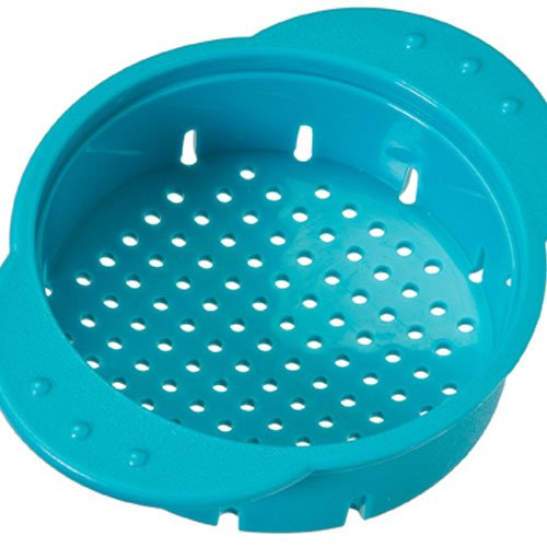 Prepworks by Progressive Can Colander , Can Strainer, Vegetable and Fruit Can Strainer, No-Mess Tuna Can Strainer , Best for Canned Tuna