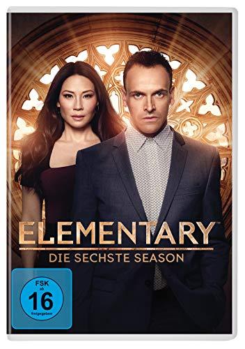 Elementary - Die sechste Season [6 DVDs]