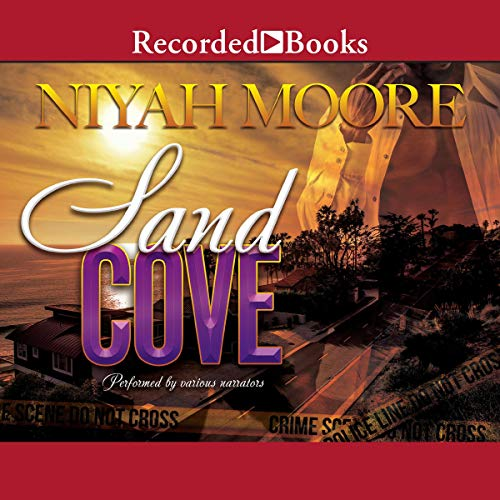 Sand Cove audiobook cover art
