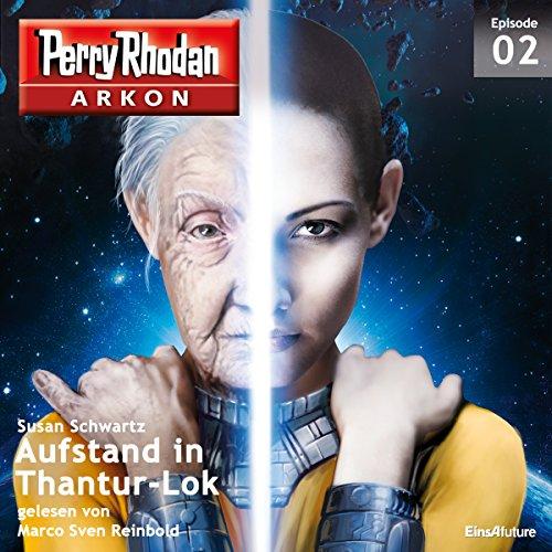 Aufstand in Thantur-Lok Titelbild