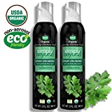 Simply Beyond, Organic Spray-On Herbs, Cilantro, 3 Fl. Oz. (Cilantro, 2 Pack)