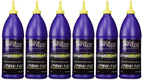 Royal Purple 01301 Max-Gear Synthetic Gear Lube...
