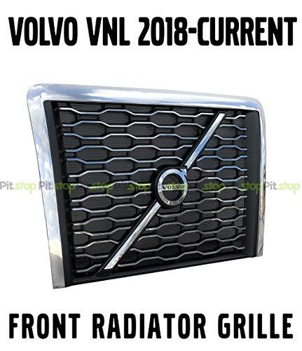 Volvo VNL Truck 2018 2019 2020 Front Radiator Grille Grill Bug Screen Emblem