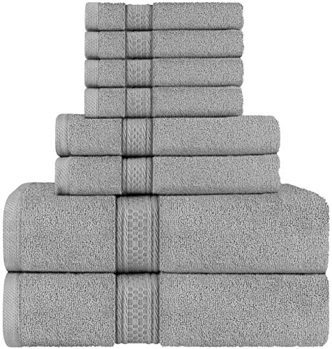 Utopia Towels Cool Grey, Towel S...