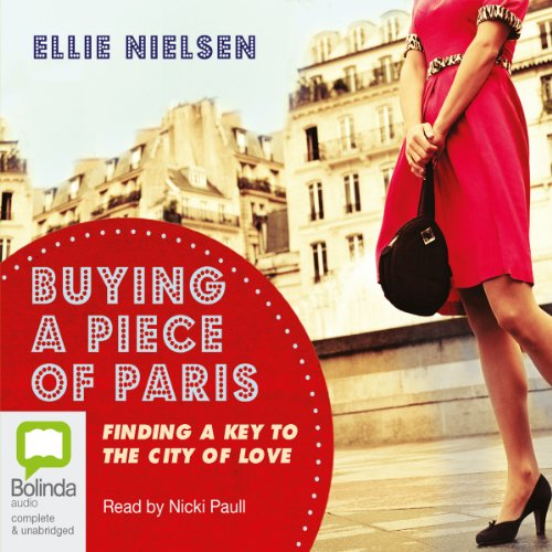 Buying a Piece of Paris audiobook cover art