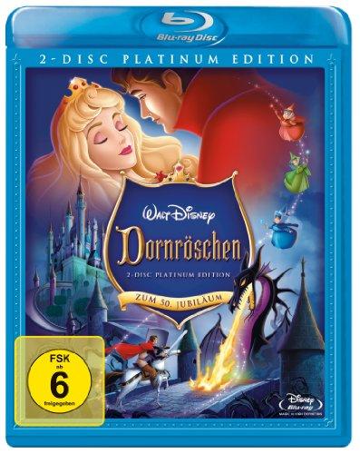 Dornröschen - Zum 50. Jubiläum (Platinum Edition) [Blu-ray] [Special Edition]