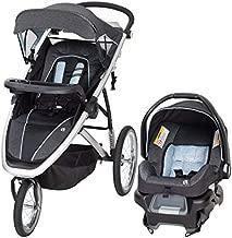 Baby Trend Go Gear Propel 35 Jogger Travel System, Blue Spectrum