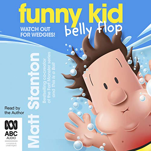 Funny Kid Belly Flop cover art
