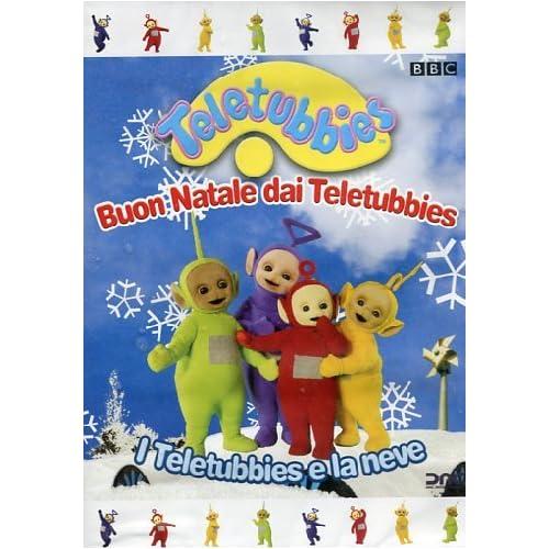 Teletubbies - Buon Natale dai Teletubbies + I Teletubbies e la neve