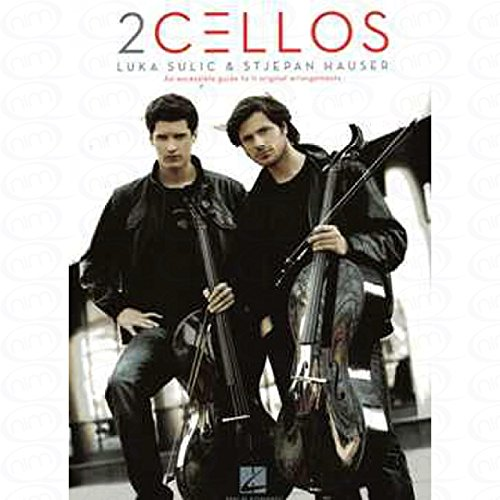 2 Cellos - arrangiert für zwei Violoncelli [Noten/Sheetmusic] Komponist : Sulic Luka + Hauser Stjepan